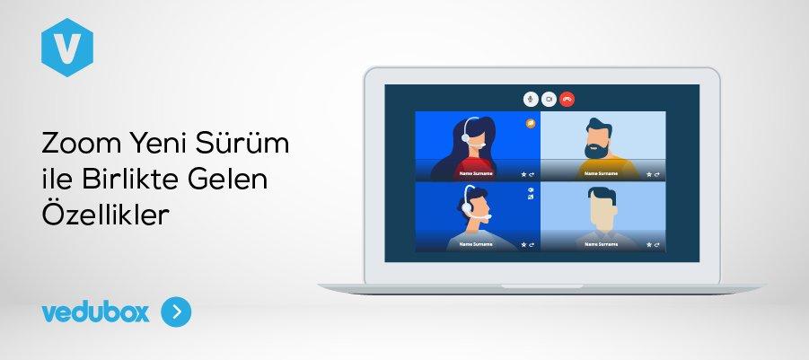 Zoom 5.4 Sürümüyle Gelen Yenilikler